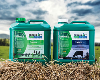 organic supplements for livestock